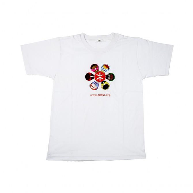 T-shirt Bimbi