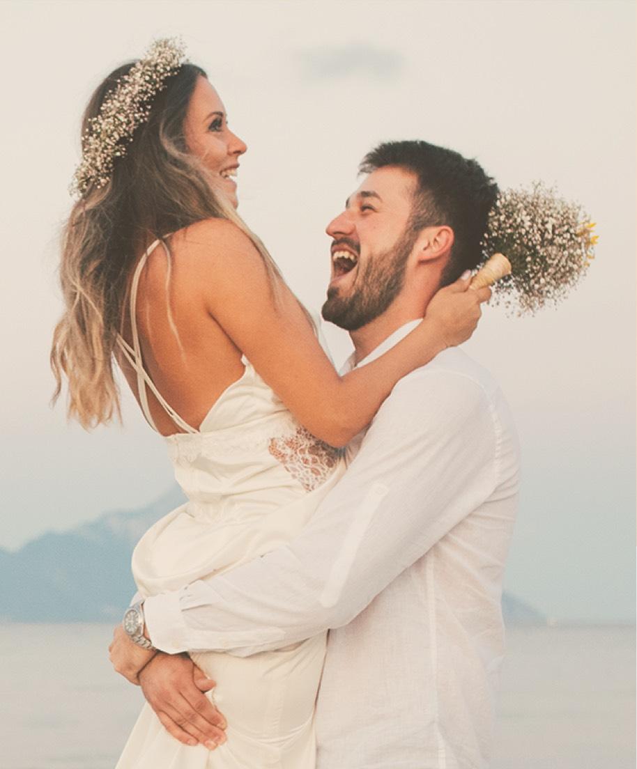 Dedicato agli sposi