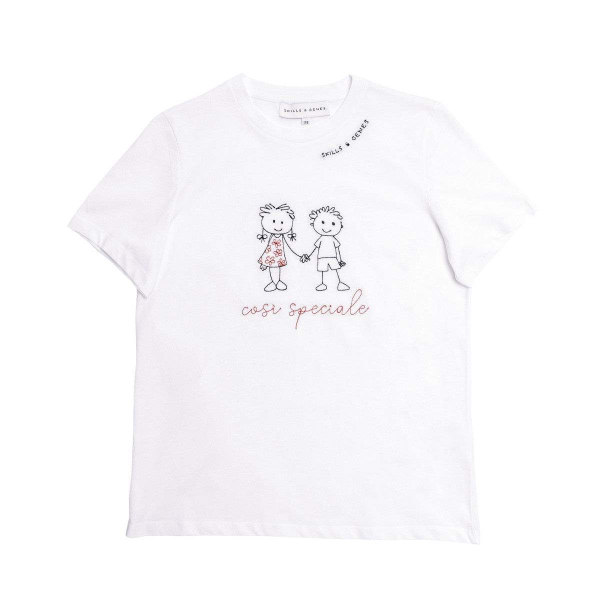 T-shirt Skills&Genes