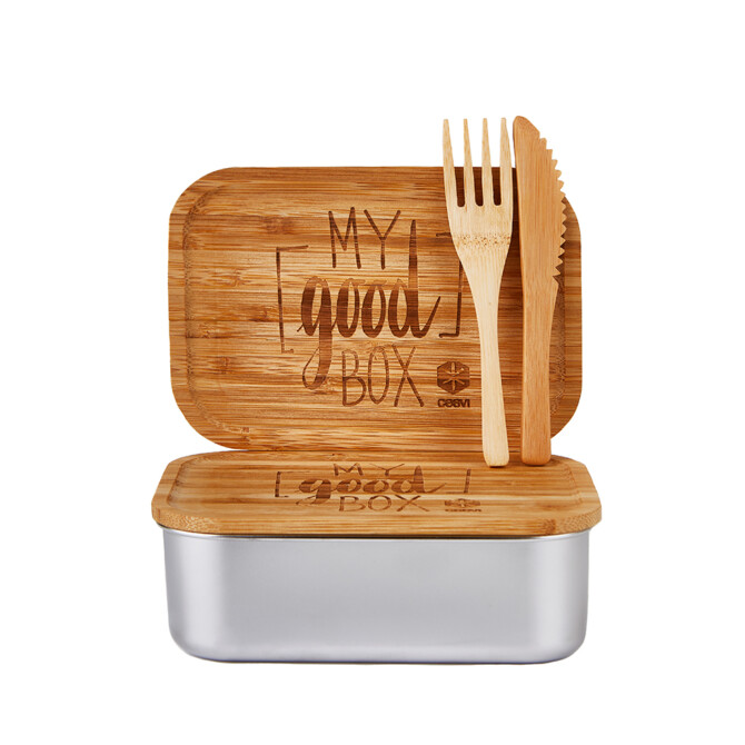 lunch box - my good box
