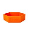 vaschetta portaoggetti arancio