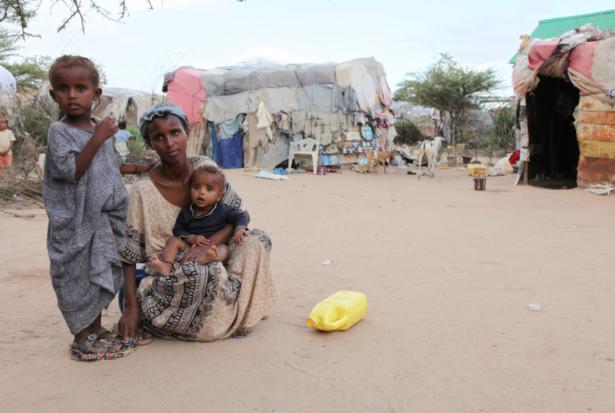 Crisi climatica in Somalia